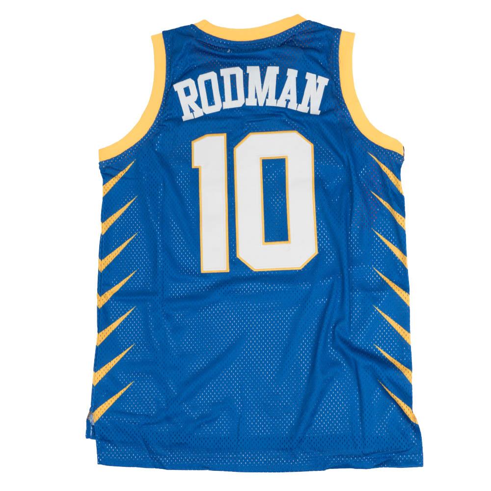 NBA デニス・ロッドマン サウス・オーク・クリフ ハイスクール ユニフォーム/ジャージ Headgear Classics