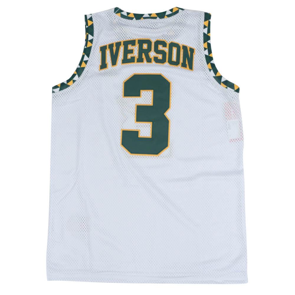 NBA アレン・アイバーソン ベセル ハイスクール ユニフォーム/ジャージ Headgear Classics