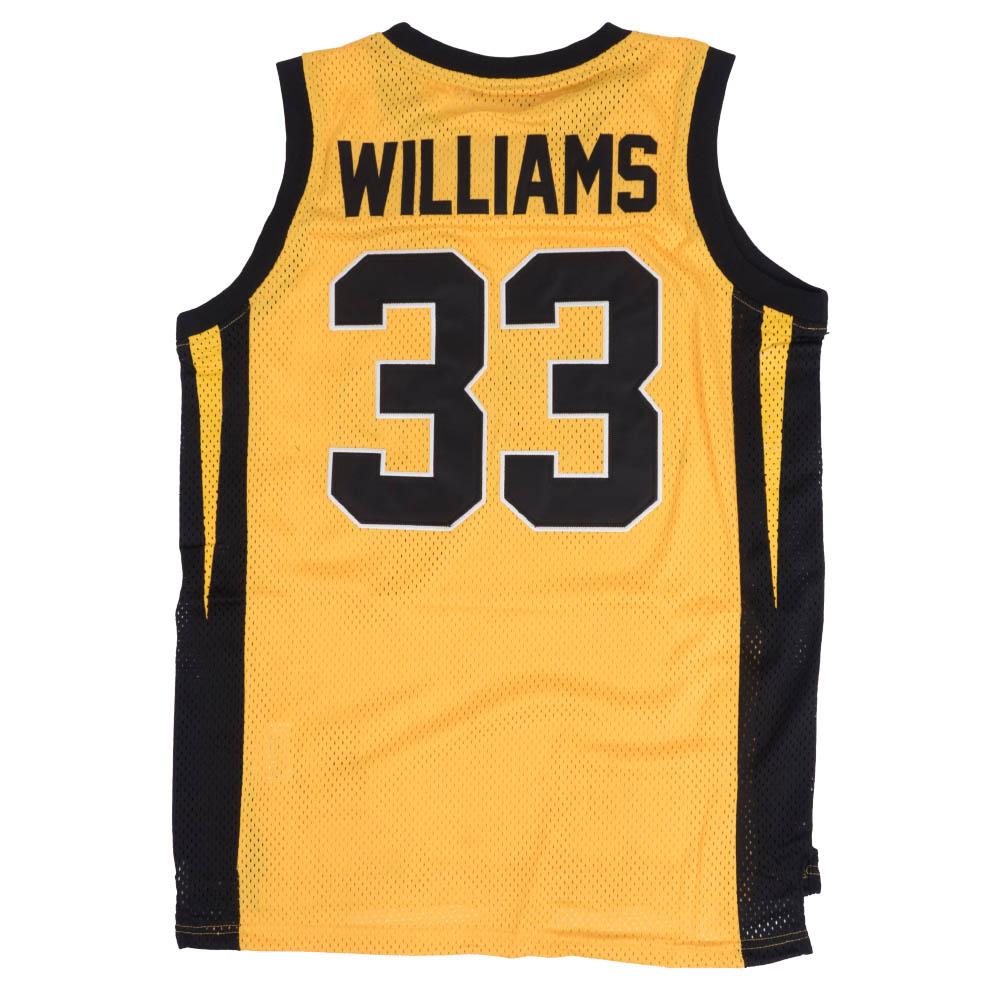 NBA ジェイソン・ウィリアムス デュポン ハイスクール ユニフォーム/ジャージ Headgear Classics