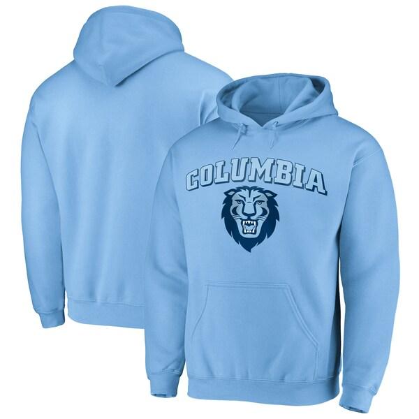 NCAA コロンビア大学 ライオンズ パーカー/フーディー キャンパス プルオーバー ライトブルー