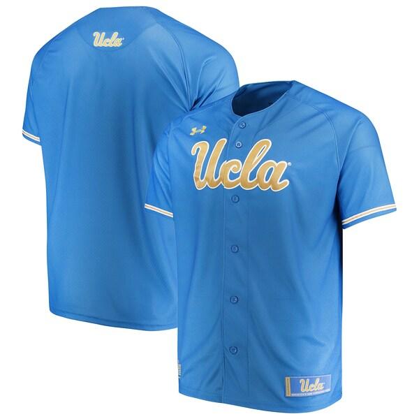 NCAA ブルーインズ ユニフォーム/ジャージ レプリカ ベースボール アンダーアーマー/UNDER ARMOUR ブルー