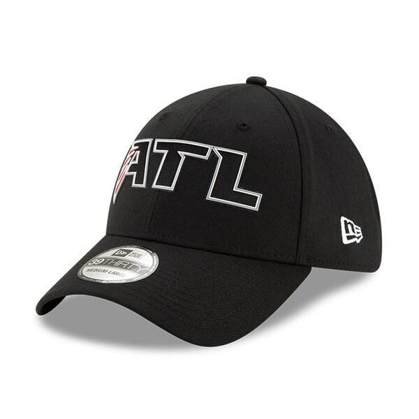 NFL ファルコンズ キャップ/帽子 2020 NFL ドラフト オフィシャル 39THIRTY ニューエラ/New Era ブラック