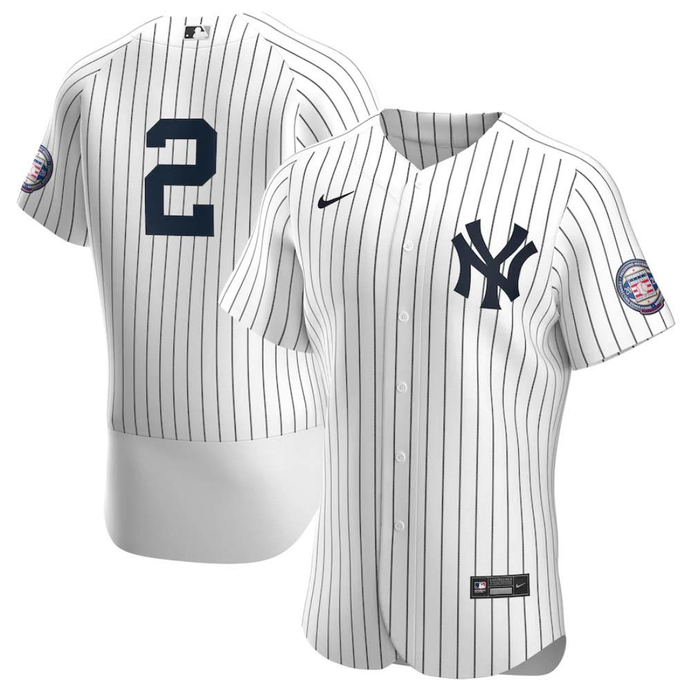 MLB デレク・ジーター ニューヨーク・ヤンキース ユニフォーム/ジャージ 2020 殿堂入り オーセンティック ナイキ/Nike