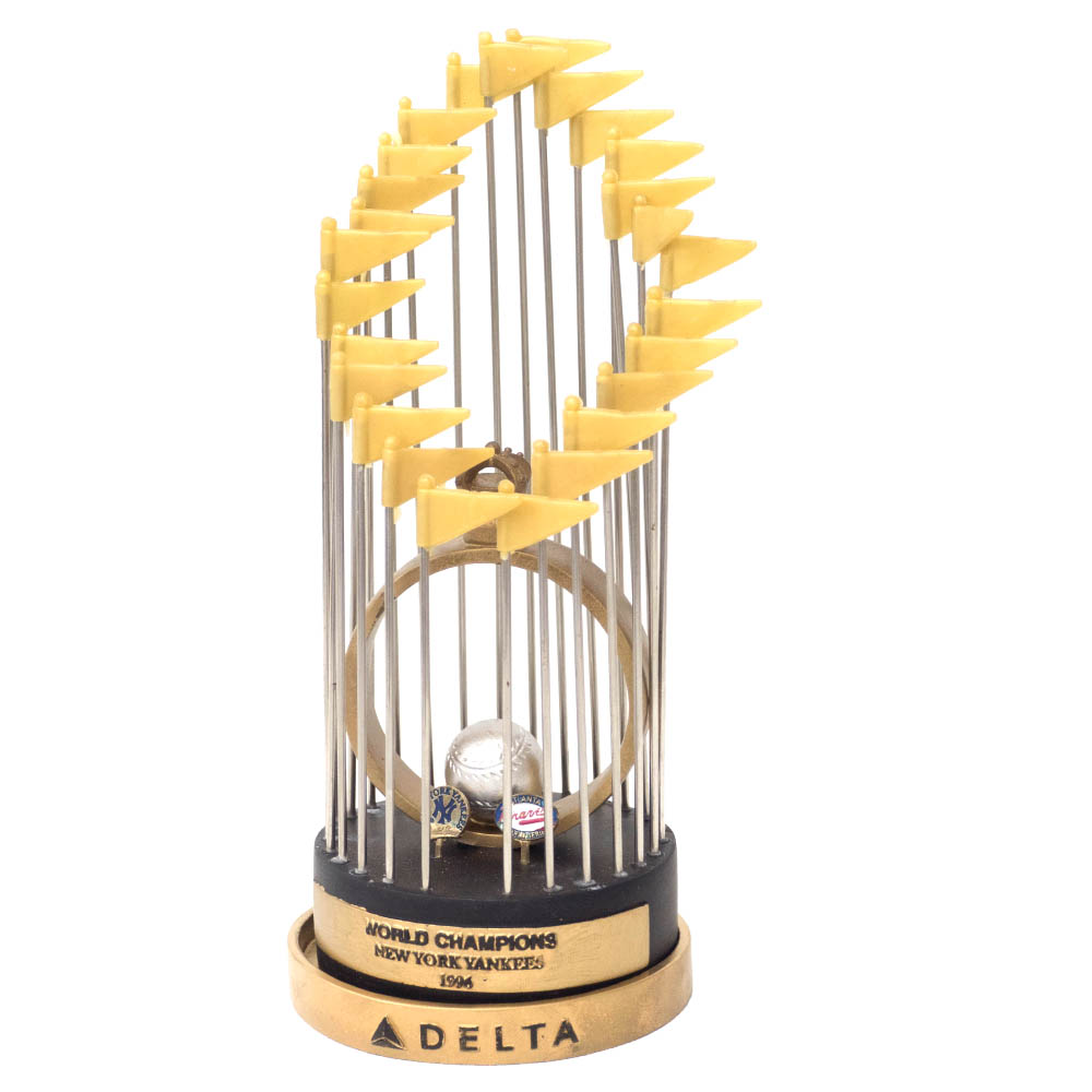 MLB ニューヨーク・ヤンキース 1996ワールドシリーズ 優勝記念 レプリカトロフィー SGA