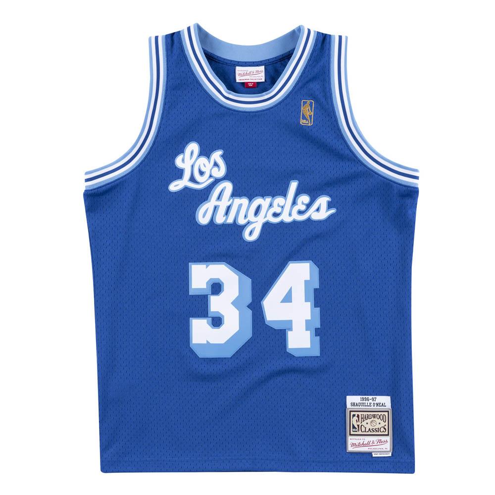 NBA シャキール・オニール ロサンゼルス・レイカーズ ユニフォーム/ジャージ スウィングマン ミッチェル&ネス/Mitchell & Ness