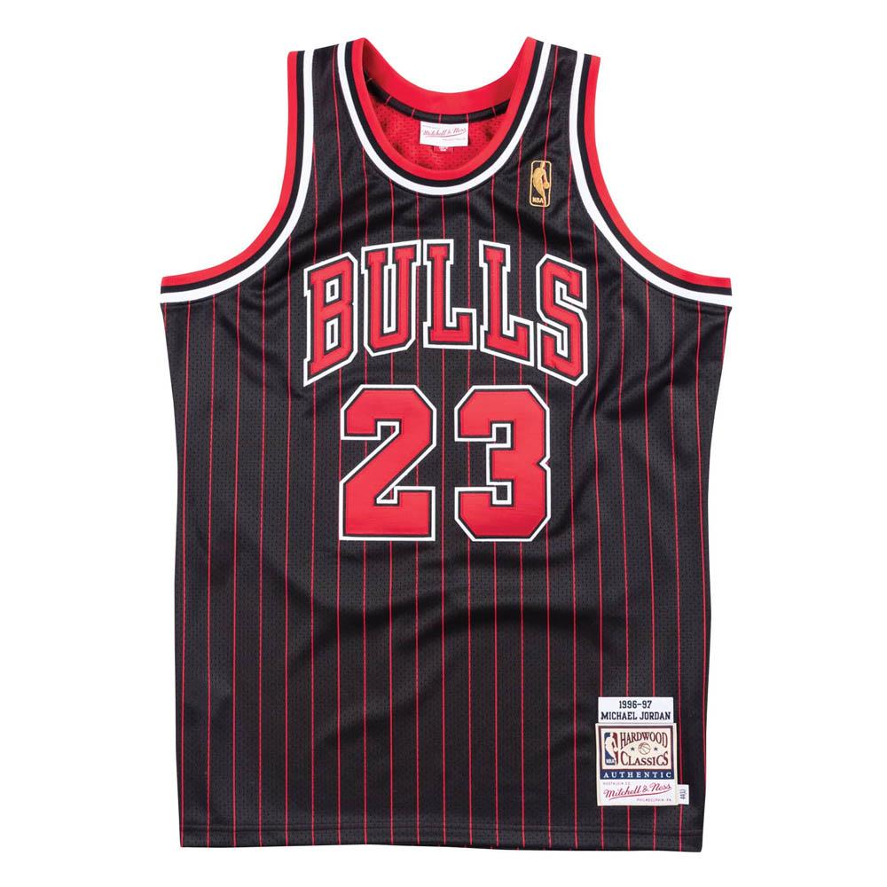 NBA マイケル・ジョーダン シカゴ・ブルズ ユニフォーム/ジャージ 1996-1997 オーセンティック 復刻 ミッチェル&ネス/Mitchell & Ness