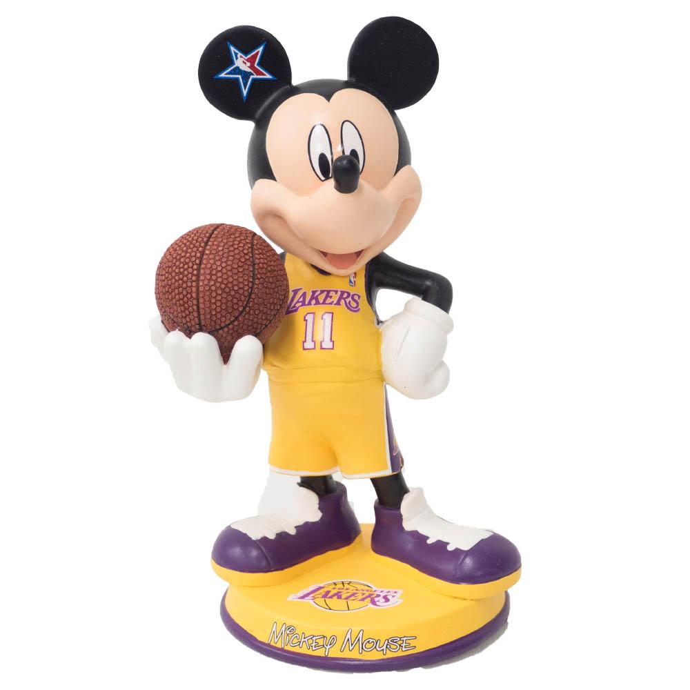 NBA ロサンゼルス・レイカーズ フィギュア 2011オールスター ディズニー ミッキーマウス Forever Collectibles