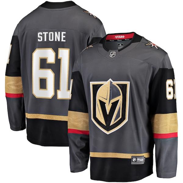 NHL マーク・ストーン ゴールデンナイツ ユニフォーム/ジャージ プレミア ブレイクアウェイ グレー