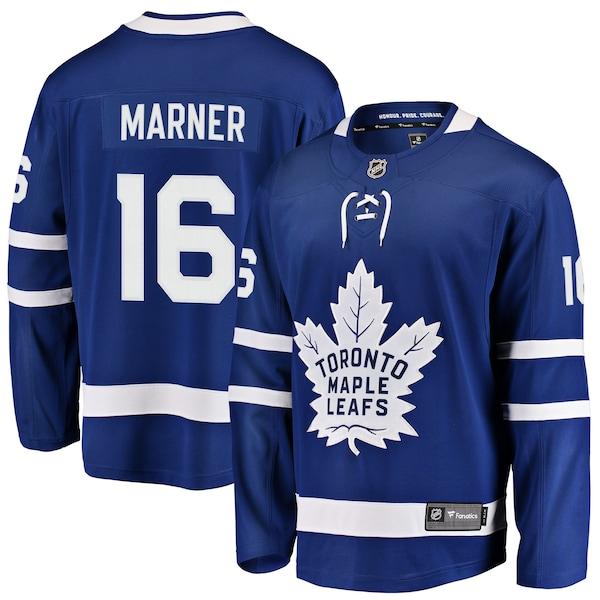 NHL ミッチ・マーナー メープルリーフス ユニフォーム/ジャージ プレミア ブレイクアウェイ ブルー
