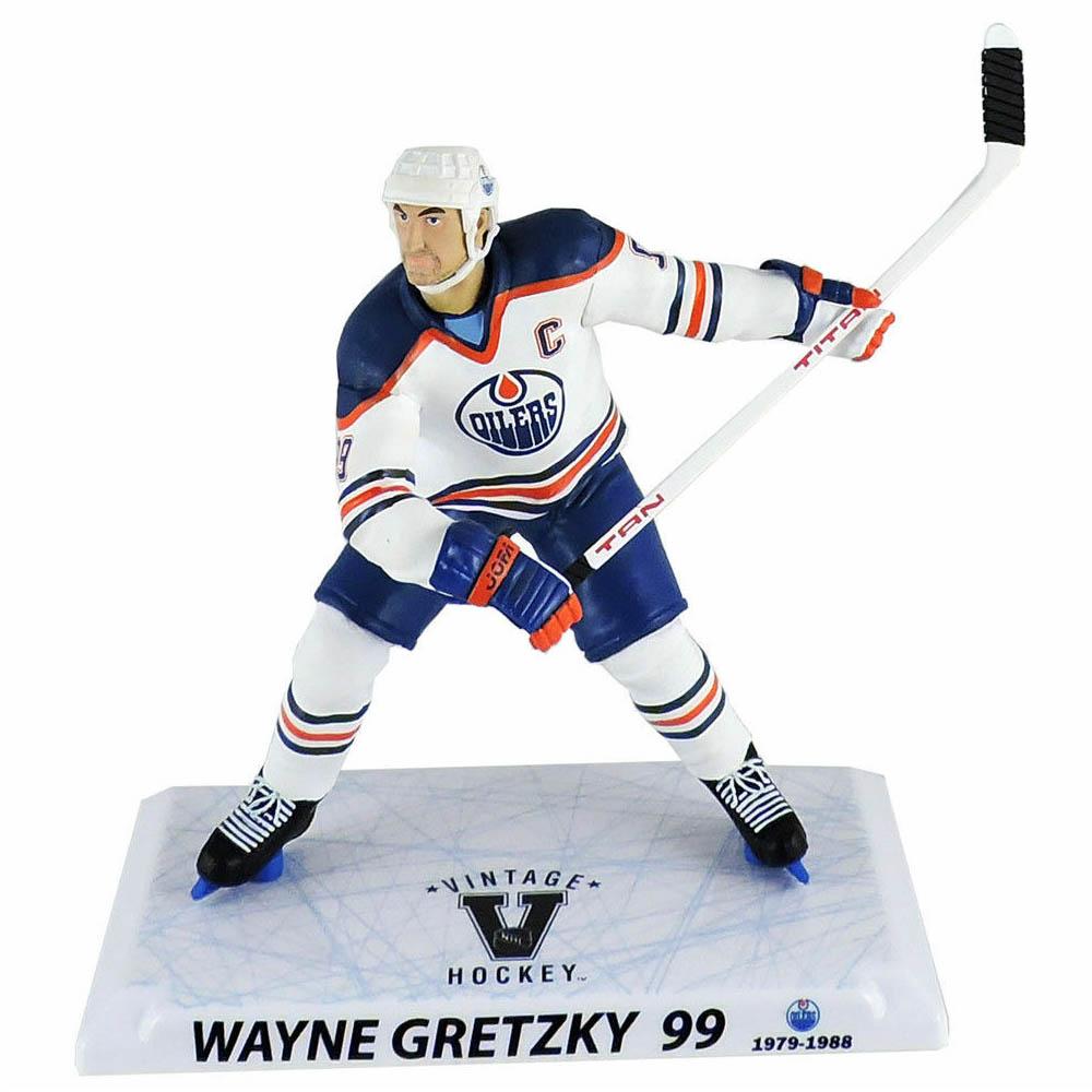 NHL ウェイン・グレツキー オイラーズ フィギュア Figure 2018 (950 LE) Imports Dragon ホーム