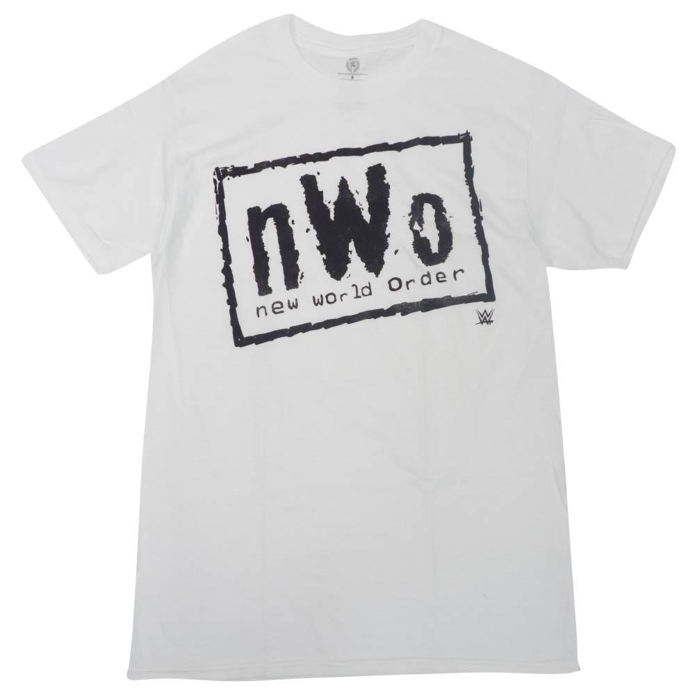 WWE Tシャツ NWO New World Order WWE Authentic ホワイト