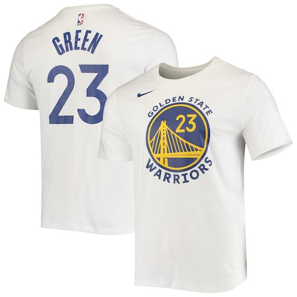 NBA ドレイモンド・グリーン ウォリアーズ Tシャツ ステートメント エディション ネーム & ナンバー ナイキ/Nike ホワイト