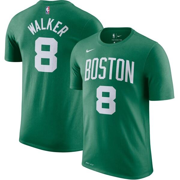 NBA ケンバ・ウォーカー ボストン・セルティックス Tシャツ 2019/2020 ネーム & ナンバー ナイキ/Nike グリーン