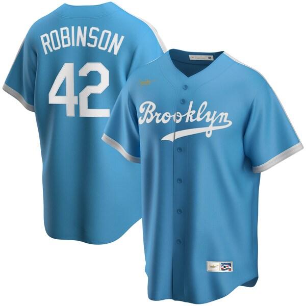 MLB ジャッキー・ロビンソン ブルックリン・ドジャース ユニフォーム/ジャージ クーパーズタウン コレクション ナイキ/Nike