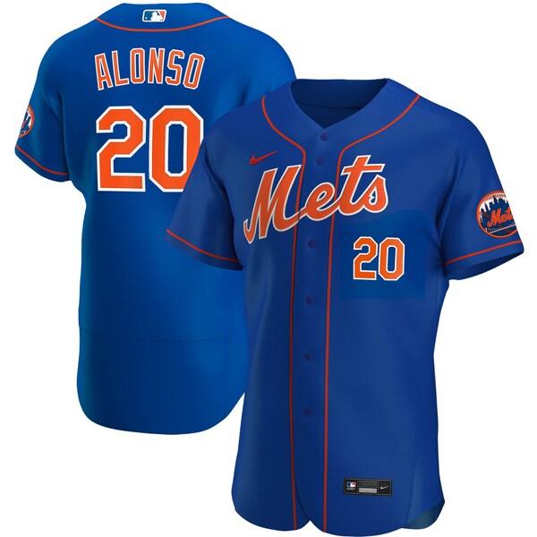 MLB ピート・アロンソ ニューヨーク・メッツ ユニフォーム/ジャージ オルタネート 2020 オーセンティック ナイキ/Nike ロイヤル