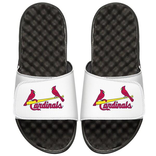 MLB セントルイス・カージナルス サンダル/シューズ Wordmark Slide Sandals ISlide ホワイト