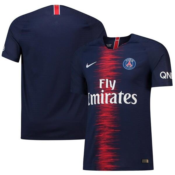 SOCCER パリ・サンジェルマン ユニフォーム/ジャージ 2018/19 Home Authentic ナイキ/Nike ネイビー