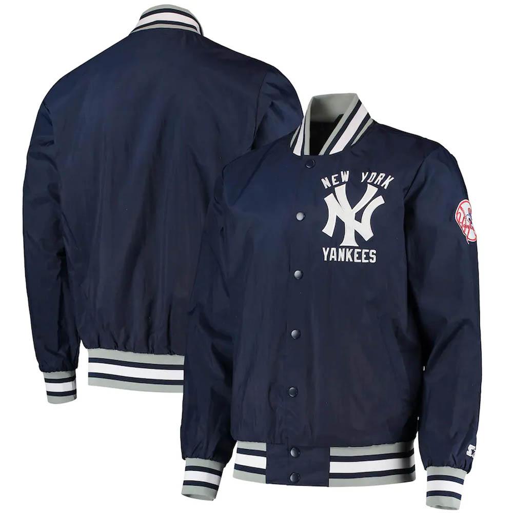 【ふるさと割】 ヤンキース スタジャン アウター2102SGSL MLB スターター Starter STARTER メンズ 長袖 長袖 ジャケット スタジャン アウター2102SGSL, ハワイアンジュエリーAquaBelle:f9e155fa --- kanvasma.com