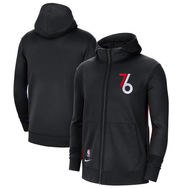 【 新品 】 シクサーズ 76ers パーカー NBA ナイキ Nike 2020/21 シティエディション ブラック メンズ 長袖 フルジップ フーディー, グラファス 9e9bde5c