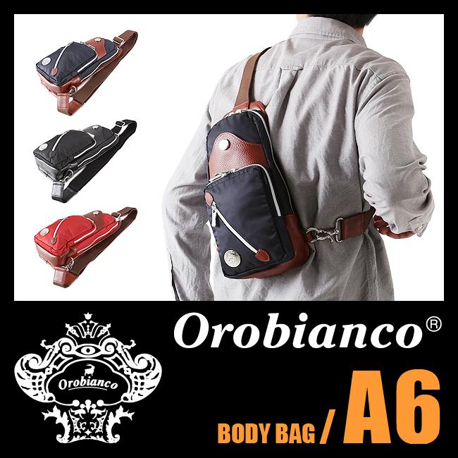 【まもなく終了!会員ランク+D4倍/P3倍/G2倍】オロビアンコ Orobianco ワンショルダーバッグ ボディバッグ メンズ 338611