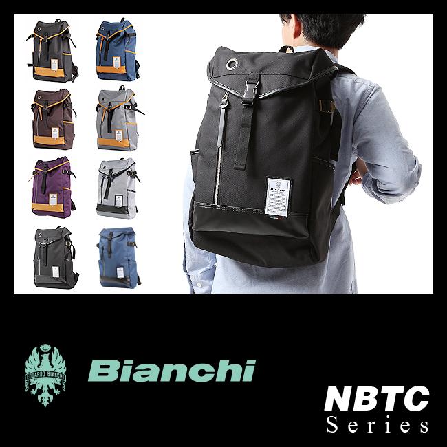 【まもなく終了!カードでP14~18倍!10/25(木)23:59まで】ビアンキ リュック 日本正規品 Bianchi NBTC-37 メンズ レディース リュックサック バックパック デイパック バッグ
