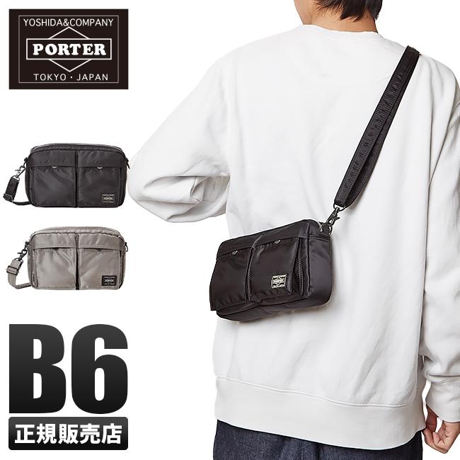 【カード17倍】吉田カバン ポーター タンカー ショルダーバッグ メンズ レディース B6 PORTER TANKER 622-68809