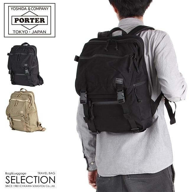 【カード28倍 5/30限定】吉田カバン ポーター クランカーズ リュック メンズ 16L A4 PORTER 568-08173