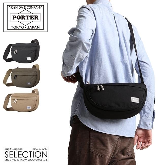 【カード28倍|5/30限定】吉田カバン ポーター ビート ショルダーバッグ メンズ A5 PORTER 727-09044