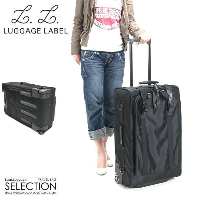 吉田カバン ラゲッジレーベル トレック キャリーバッグ 36L ソフトキャリー ポーター LUGGAGE LABEL 955-06942