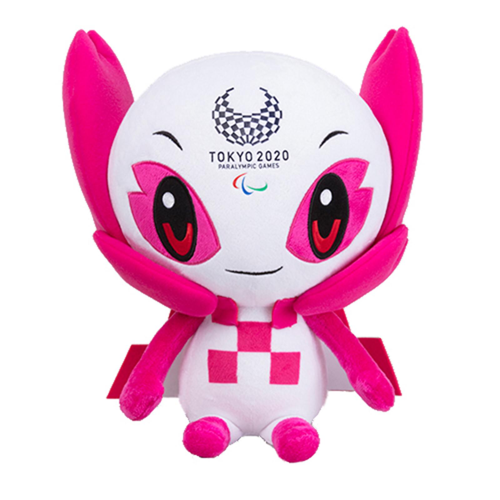 東京2020パラリンピックマスコットキャラクター ソメイティ のボリュームたっぷりのLサイズぬいぐるみです 東京2020 実物 ついに入荷 パラリンピック マスコット SOMEITY Lサイズ ぬいぐるみ