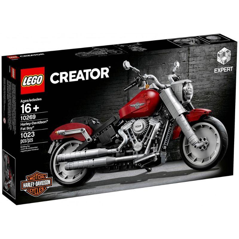 レゴ (LEGO) クリエイター エキスパート ハーレーダビッドソン ファットボーイ 10269