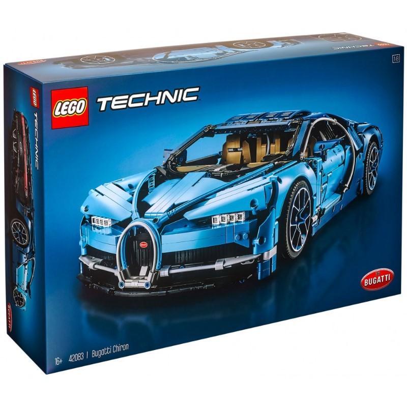レゴ (LEGO) テクニック ブガッティ・シロン 42083