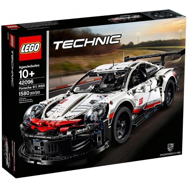 レゴ (LEGO) テクニック ポルシェ 911 RSR 42096