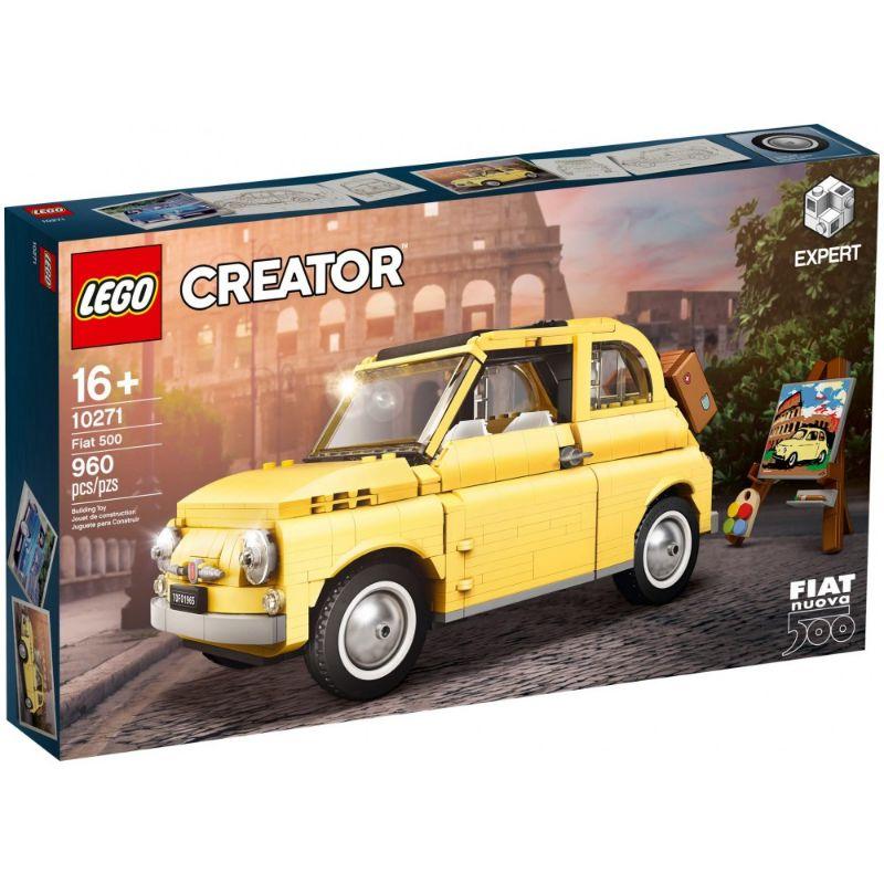 レゴ (LEGO) クリエイター エキスパート フィアット500 10271
