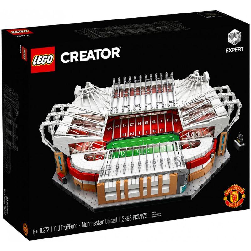 レゴ (LEGO) クリエイター エキスパート オールド・トラッフォード -マンチェスター・ユナイテッドFC 10272