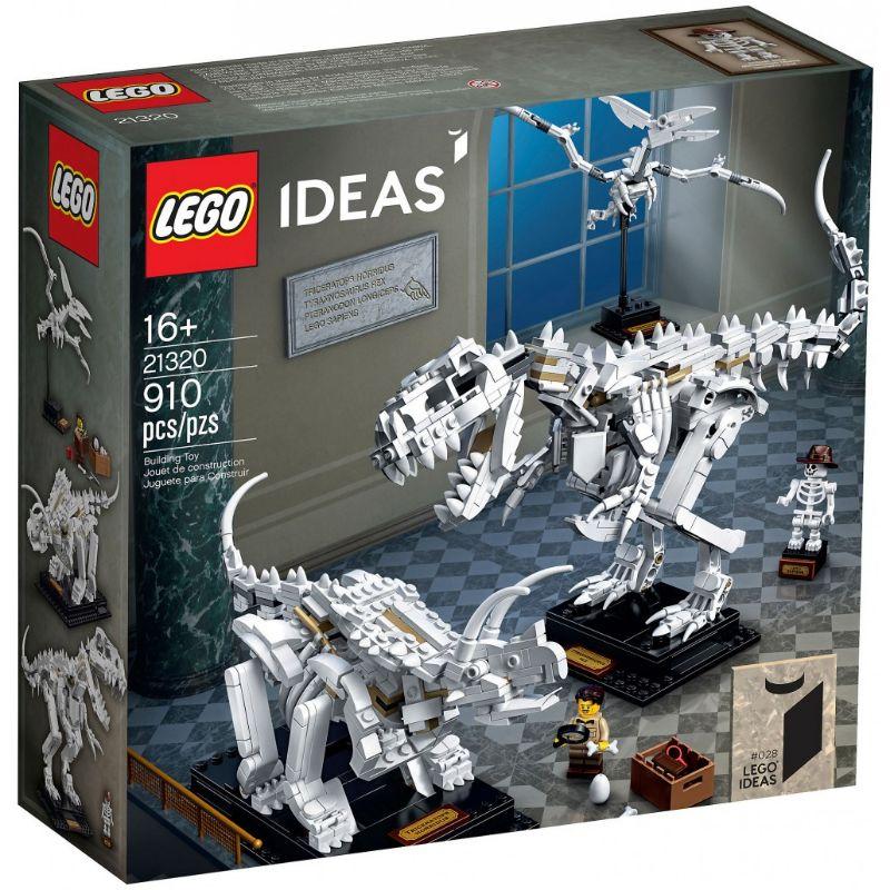 レゴ (LEGO) アイデア 恐竜の化石 21320