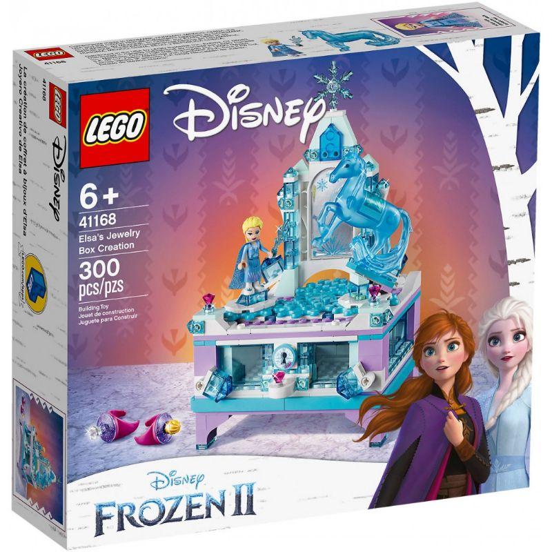 レゴ (LEGO) ディズニー プリンセス アナと雪の女王2 エルサのジュエリーボックス 41168