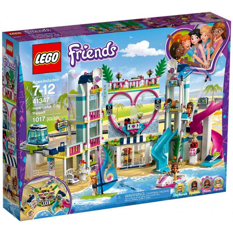 レゴ (LEGO) フレンズ ハートレイクシティ リゾート 41347