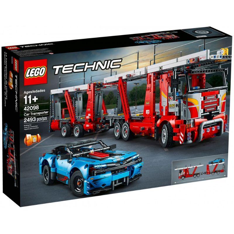 レゴ (LEGO) テクニック 車両輸送車 42098