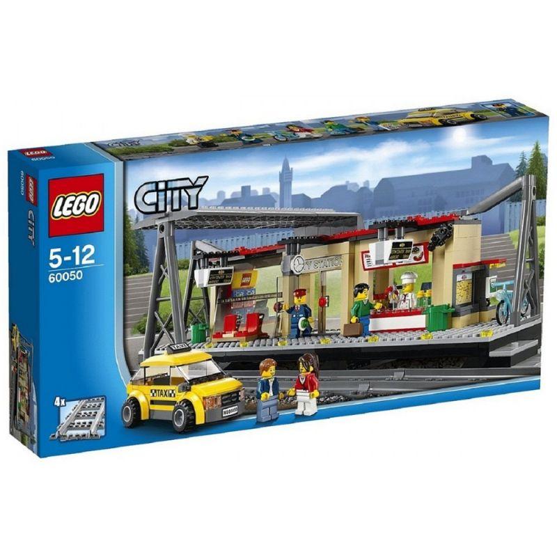 レゴ (LEGO) シティ トレインステーション 60050