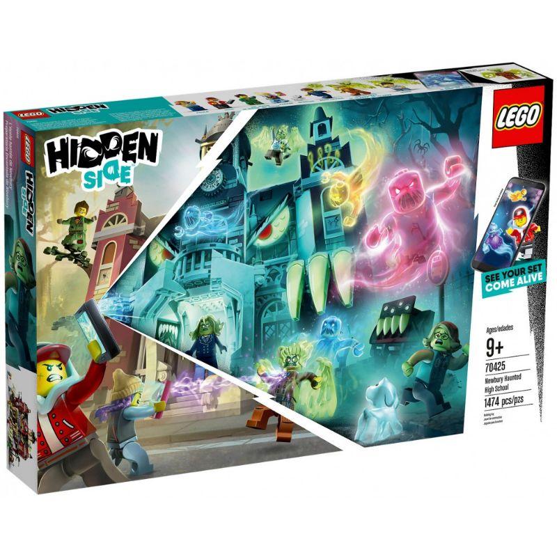 レゴ (LEGO) ヒドゥンサイド ゴーストに取りつかれたニューベリー高校 70425