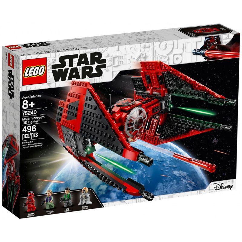 レゴ (LEGO) スター・ウォーズ ヴォンレグ少佐のタイ・ファイター(TM) 75240