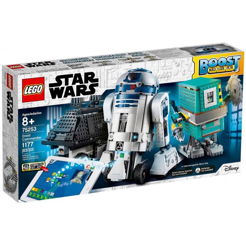 レゴ (LEGO) スター・ウォーズ ドロイド・コマンダー 75253