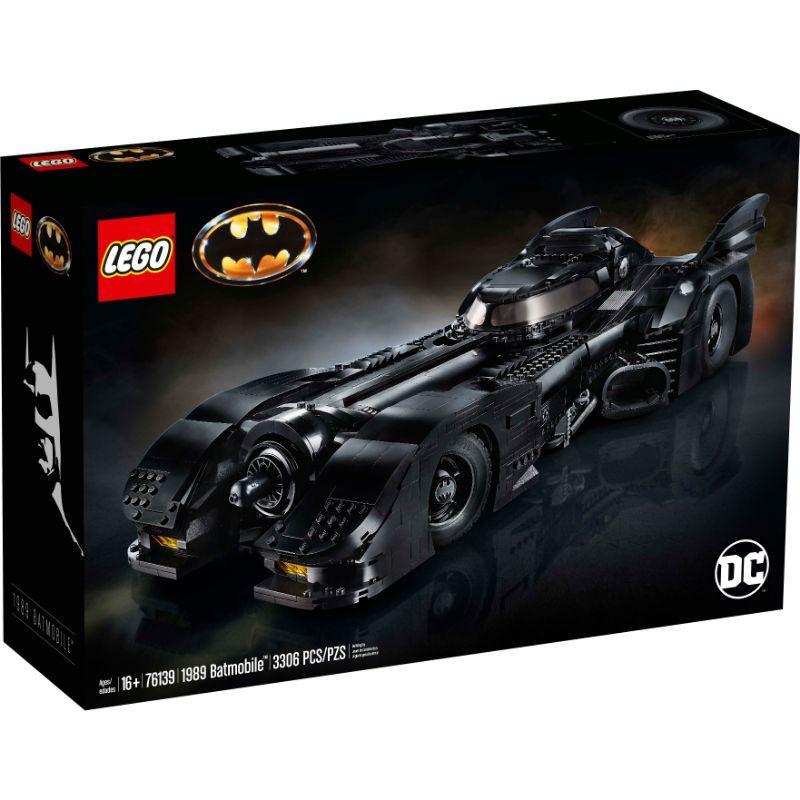 レゴ (LEGO) マーベル スーパー・ヒーローズ バットモービル 76139