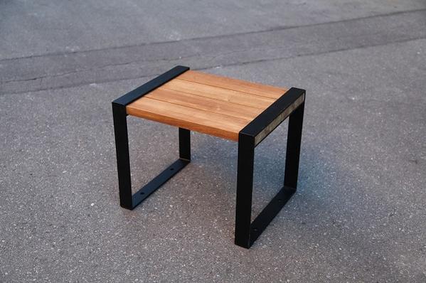アイアンサイドチェア 34263【送料無料】(ガーデンチェア,椅子,イス)