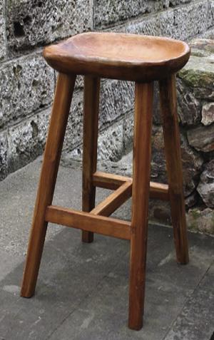 ハイチェア 35803 【送料無料】(カウンターチェアー、イス、椅子)