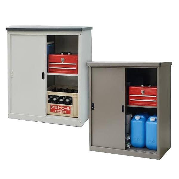 組み立て式 物置 スリムタイプ AD-9110  【送料無料】(物置、収納庫、ストレージ、ラック、収納ボックス、ケース、ガーデニング)