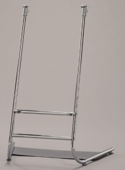 パネルスタンド シルバー PNS-1420  【送料無料】(看板、案内板、宣伝広告、ウェルカムボード)