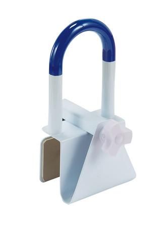 (納期1週間程度)ステンレス製 浴槽グリップ ステンレス製 浴槽グリップ 【送料無料】(入浴用手すり、お風呂グッズ、介護用品)