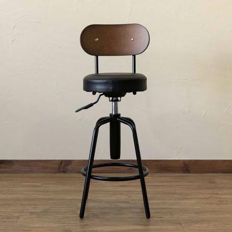 (離島・時間指定不可)昇降式カウンターチェア Ares(utk01)【送料無料】(カウンターチェアー、バーチェアー、椅子)